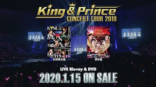 2nd Live Blu-ray & DVD『King & Prince CONCERT TOUR 2019』2020年1月15日発売 詳細はコチラ⇒https://www.universal-music.co.jp/king-and-prince/ <商品 ...