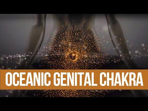 ॐ 2 - Genital ChaKra ACTIVATION with Ocean Drum. Element: WATER ॐ