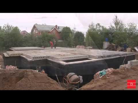 Этапы строительства коттеджа из кирпича