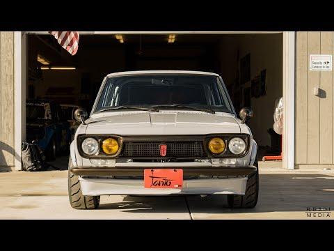 Daniel Wu's '72 Datsun 510 aka Tantō  Equally as dangerous, quick and BADASS
