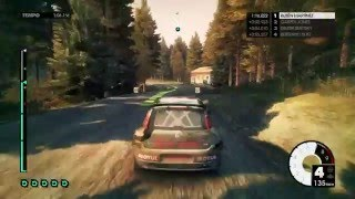 DIRT 3 Gameplay PC : Rally # 1