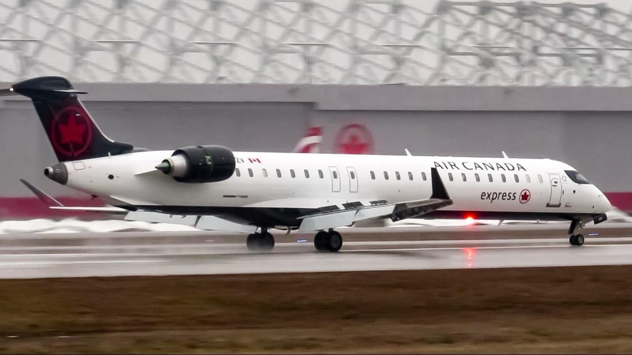 Resultado de imagen para Jazz Air  CRJ900