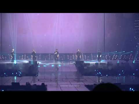 190412 NU'EST Concert Segno In Seoul- 노래제목(A Song For You)
