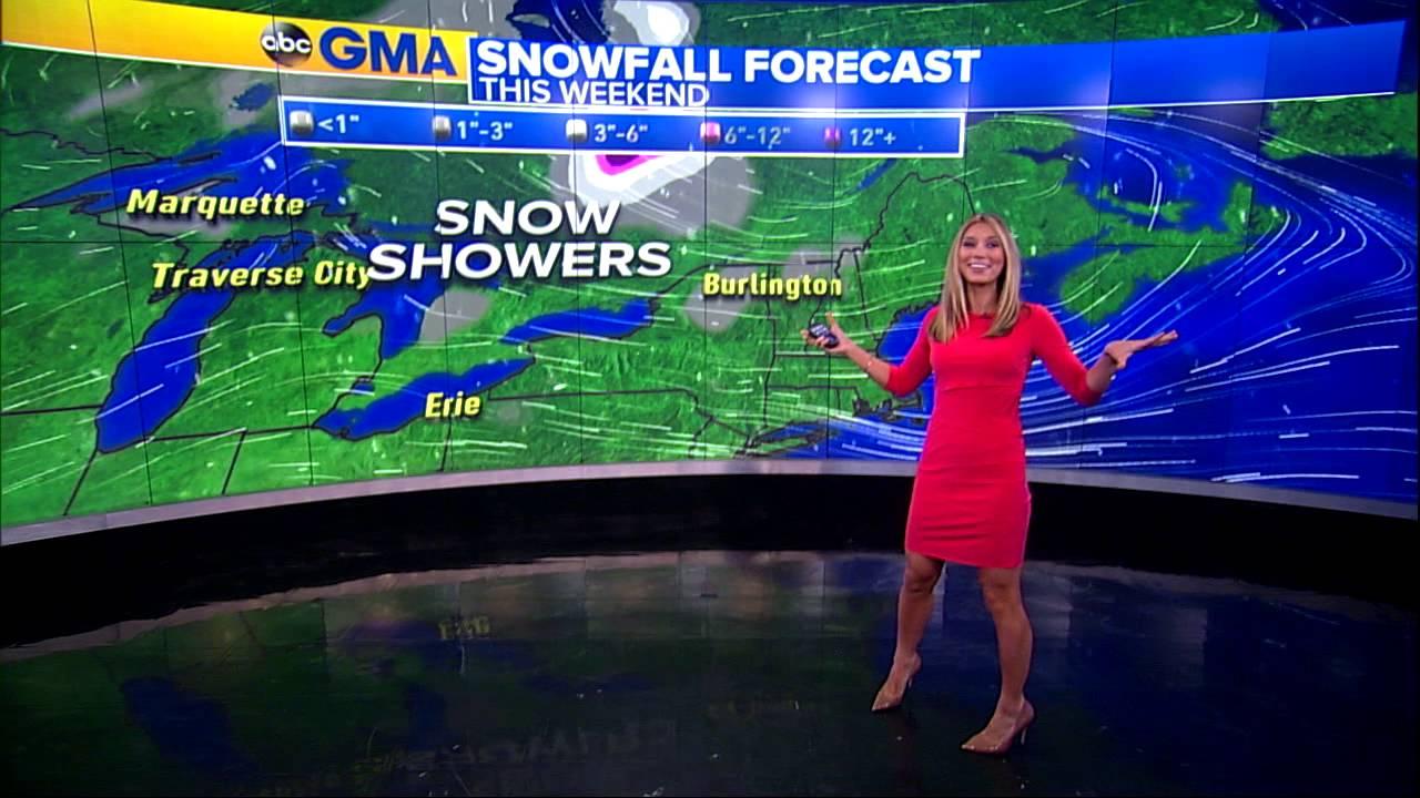 Good Morning America Bully Hunters : Good morning america weather girl meteorologist indra