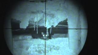 Night Vision Ratting With T20 IR Iluminator Part 2