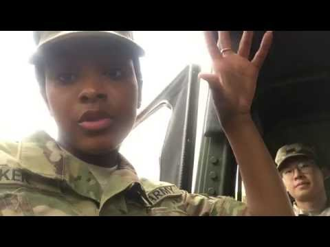 VLOGG #4  Day In The Life Snippet | Episode 1 Army Life || SweetsColour