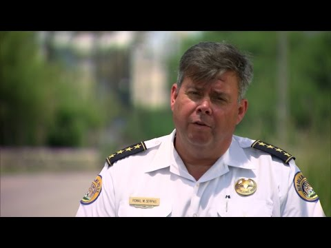New Orleans Police Visit Villalobos to Offer Their Support | Pit Bulls and Parolees