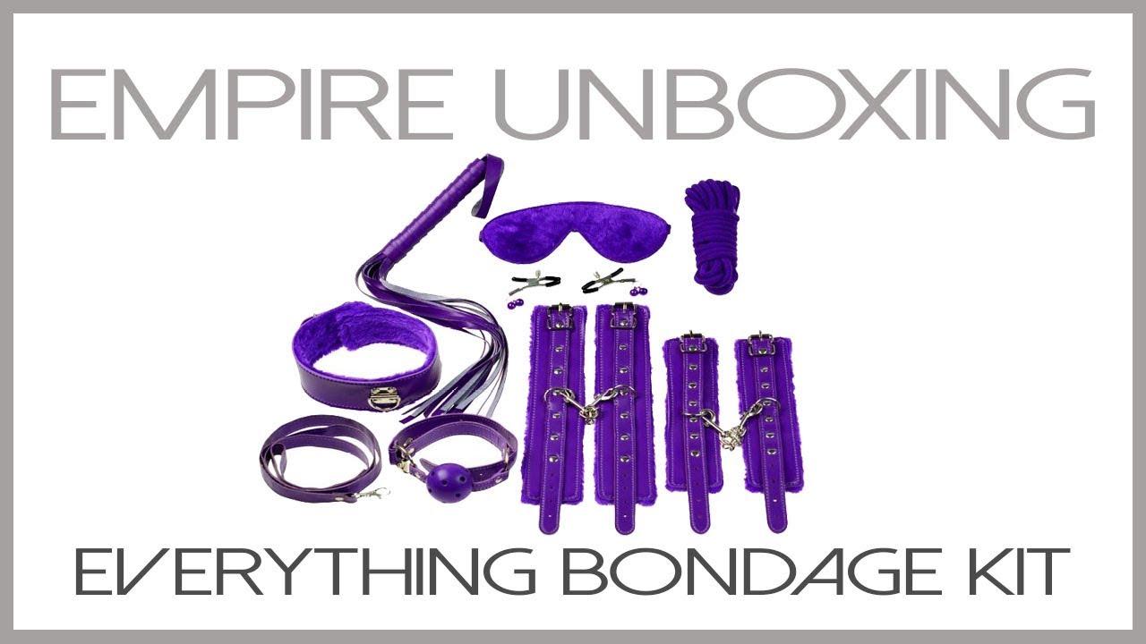 Everything Bondage Kit- Empire Unboxing