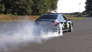 World's Loudest Mercedes-Benz C63 AMG ???
