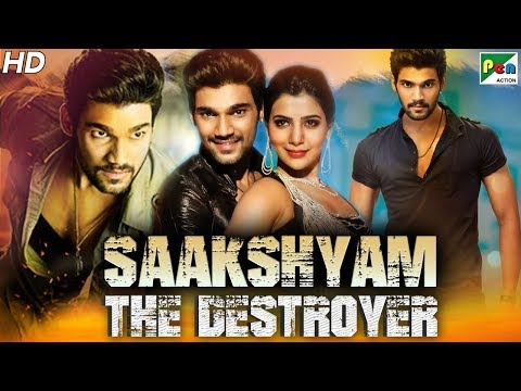 Saakshyam - The Destroyer (2020) Hindi Dubbed Movie In 20 Mins | Bellamkonda Sreenivas, Samantha
