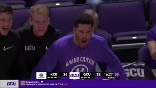 Highlights: GCU Basketball vs Kansas City   Feb. 13, 2020