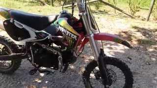 YX 150cc Pit Bike Greece