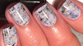 Easy Nail Art-Dry Brush Technique! Seriously So Simple!!