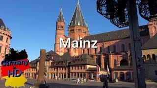 Mainz in 4k [Germanyinhd.de]