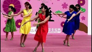 京都学生祭典2017 京都女子大学バトントワリング部