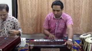 raag Yaman kalyan Tarana by HEMANT KIRKIRE from marathi sangeet natak KATYAR KALJAT GHUSALI