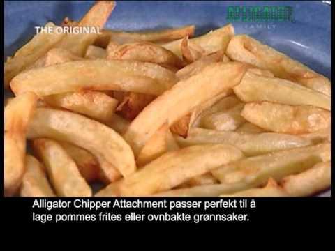 Populära ALLIGATOR AL3012 CHIPPER SET - Power.se TT-96