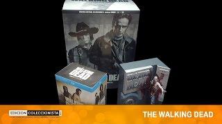 Unboxing | Edición Limitada Coleccionista y Pack | The Walking Dead - Temporada 6 y T1-T6
