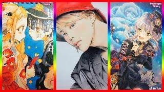 【ティックトック イラスト】ック絵   Tik Tok Paint Anime #90