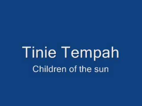 Tinie Tempah ft John Martin   Children of the Sun