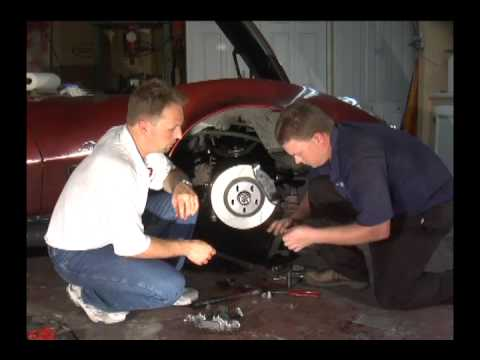 VBP - C3 to C5 Corvette Front Brake Conversion (Part 2)