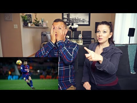 Ronaldo Fan Reacts to Goals Only Lionel Messi Can Score