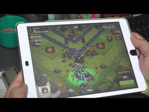 Clash of Clans - full witch attack vs IT3 @ multi target