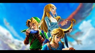 New Zelda Game Announced, New Cancelled Game Restarting, Spin off Zelda Games | Hylian Gamescast 73