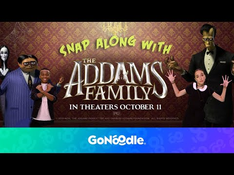 snap-along-with-the-addams-family-|-gonoodle