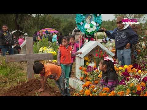 Dia Muertos en Michoacán