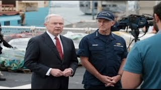 Jeff Sessions And $679 Million In Drugs Free HD Video
