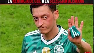La vergonzosa razón de la renuncia de Özil a la Selección Alemana