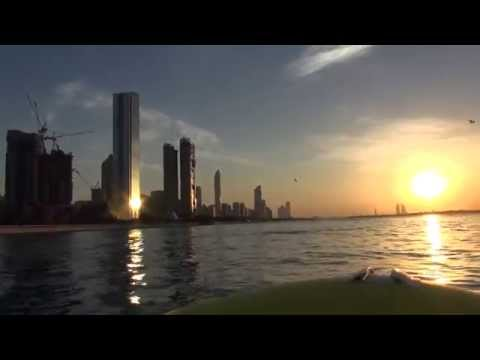 Abu Dhabi by Speedboat - Fast and Fun