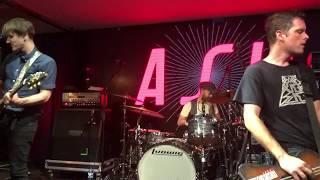 Ash - Angel Interceptor (Live at Hard Rock Cafe Singapore 31/07/2018)