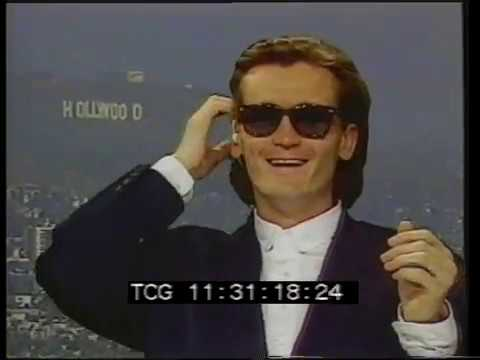 Sounds: Donnie interviewing Feargal Sharkey (1986)