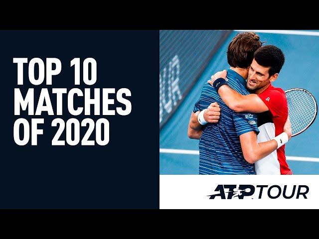 Epic Battles! The Greatest Matches Of 2020