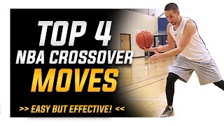 Top 4 NBA Crossover Moves: World