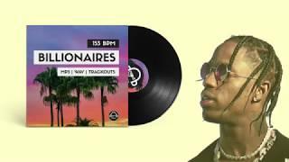 Travis Scott Type Beat Instrumental 2018 Billionaires 153 BPM