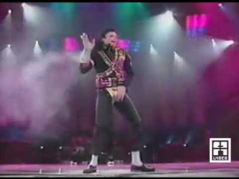 Michael Jackson 1993 En Mexico En Vivo