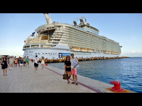 Allure of the Seas - The best cruise vacation tours - Must watch!!