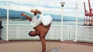 """Axe Capoeira - Marcus """"Lelo"""" Aurelio - Solo"""