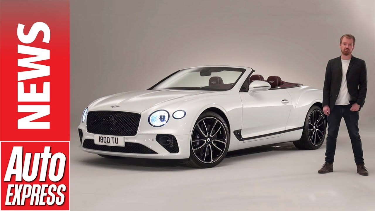 New Bentley 2019 New 2019 Bentley Continental GT Convertible: specs, prices and
