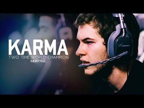 OpTic Karma - Two Time World Champion (Montage)