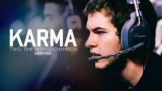 OpTic Karma - Two Time World Champion (Montage)