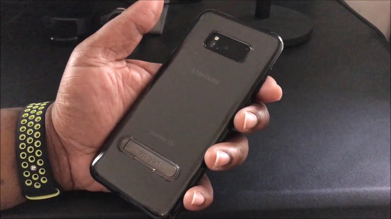 brand new 85960 7fa51 Best TPU for Samsung Galaxy S8 Plus ( Spigen Ultra Hybrid S)