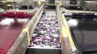 Printed Fabric Production