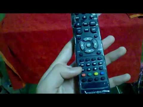 How To Add & Enable Biss Key Option In Technosat Receiver TS-1000HD
