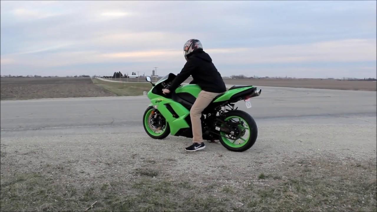 Kawasaki Zsx