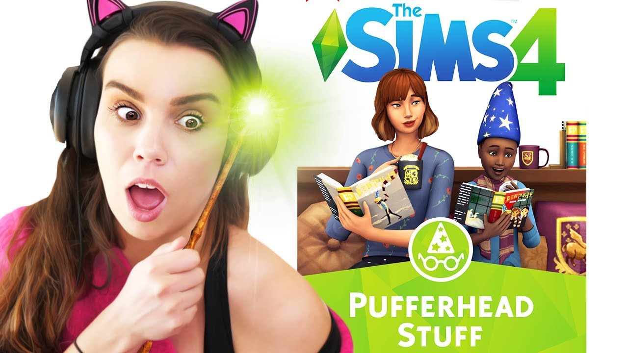 HARRY POTTER meets The Sims 4 in the most impressive fan made
