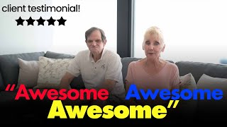 """Awesome, Awesome, Awesome"" - The Nussbaum Team"